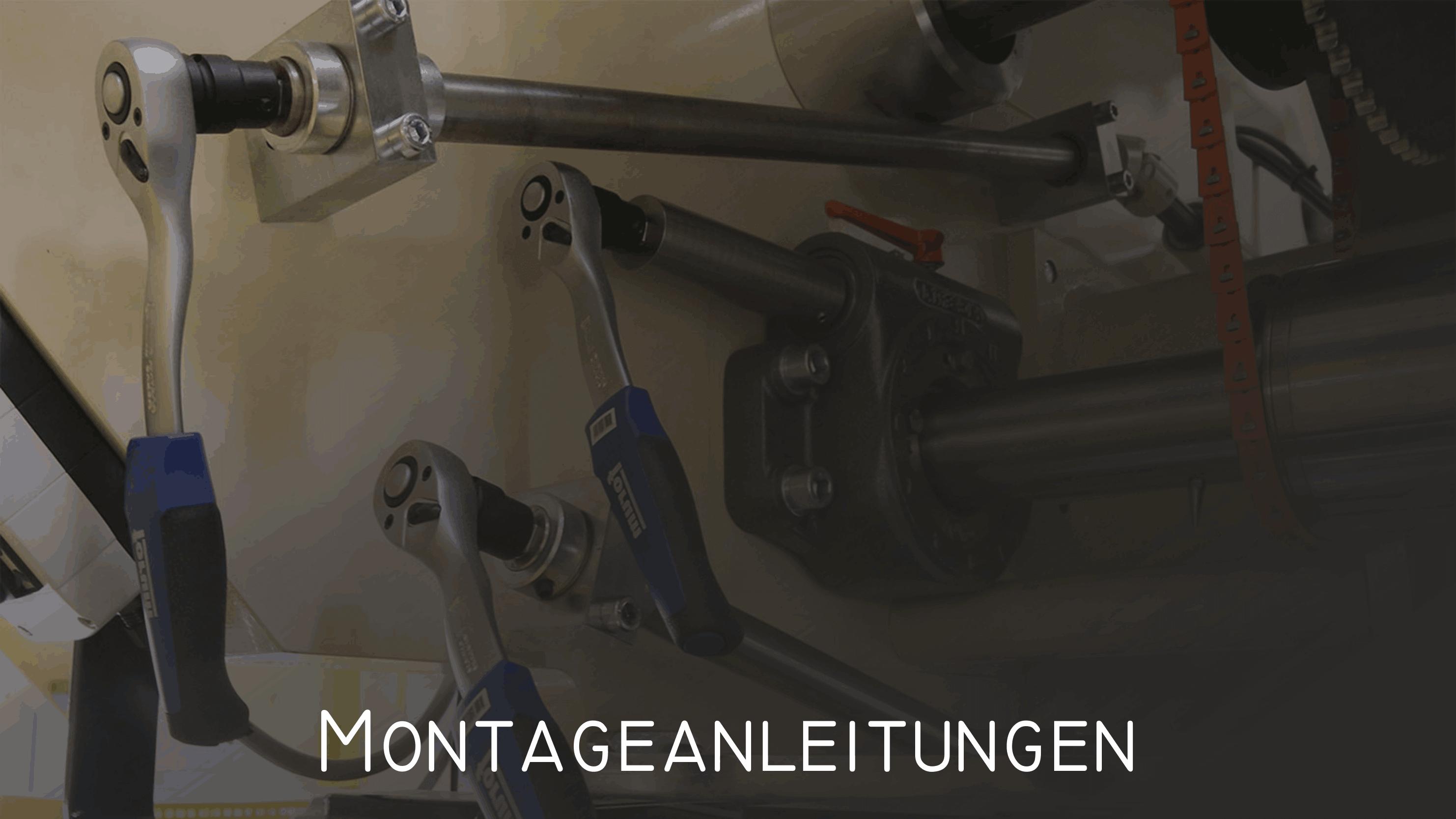 Montageanleitungen